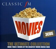 VARIOUS ARTISTS - CLASSIC FM MOVIES: THE ULTIMATE COLLECTION NEW CD