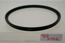 77mm filtro UV high quality protección de vidrio atornillados