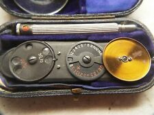 RARE  MEDICAL Ophthalmoscope IN BOX ,,MILLIKIN & LAWLEY