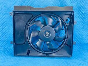 Kia Soul Cooling Fan w/ Shroud & Reservoir 2014-2019 OEM