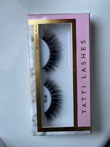 Tatti Lashes TL10 - Luxury Mink