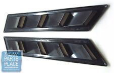 1978-87 Buick GNX Style Fender Louvers - Pair