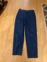 NWT Talbots Straight Legged Denim  Pants Sz. 10, 30/30