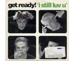Get Ready! - I still Lov U ° MAXI-SINGLE-CD da 1999 ° CD, quasi come nuovo °