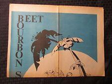 1970 BOURBON STREET BEET Underground Newspaper #? VG+ 4.5 Froelich Cover & CF
