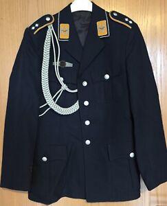 Uniform Luftwaffe Offizier Oberleutnant mit Achselschnurr Bundeswehr