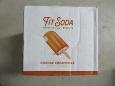 (12) Can Case Of Koios Fit Soda Orange Creamsicle Flavor 12 Oz Each @7