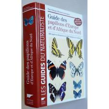 Guide des papillons d'Europe et d'Afrique du Nord - TOLMAN Tom et LEWINGTON R