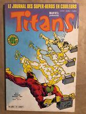 TITANS - T71 : décembre 1984