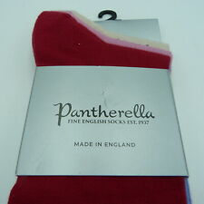 Pantherella English Cotton Socks - 3 Pack / Pairs Medium UK 7.5 8.5 9.5 - F
