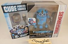 TRANSFORMERS The Last Knight Allspark Tech Autobot Sqweeks Starter Pack NIB