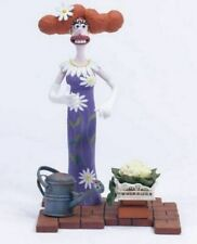 Wallace & Gromit. LADY TOTTINGTON. The Curse of the Were-Rabbit Mcfarlane Figure