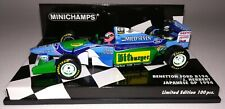 Minichamps F1 Benetton Ford B194 Johnny Herbert 1/43 Japanese GP 1994 Mild Seven