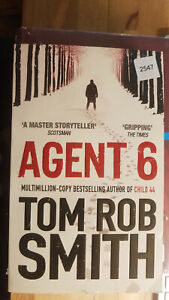 Agent 6 Tom Rob Smith in Englisch  (2547)