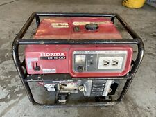 Honda Em1800 Em 1800 Rare Gas Generator Running Good Condition