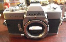 Vintage Minolta SRTMC-II 35 mm Camera Body