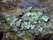 ☆21g UV Uranocircit💎Top Mineral⚒Christa Mine, Großschloppen, Deutschland