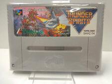 SNES Jeu-Thunder Spirits (JAP Import) (Module)