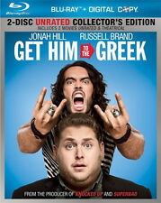 Get Him to the Greek Blu-ray 2-Disc Set Unrated Edition Jonah Hill Russell Brand