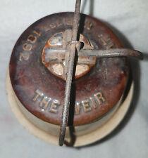 The Weir - Belltop Crock Jar