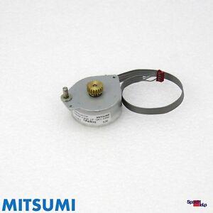 Stepping Multiphase Motor MITSUMI M42SP-13NK Lf 4.2 Ohm Step QK1-0492 12V 24V