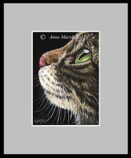 Multi-Colour Original ACEO (2.5x3.5in.) Size Art Paintings