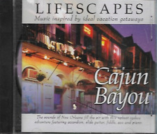 Cajun Bayou by Dan Newton (CD, 1998, Lifescapes Music) Sounds of New Orleans