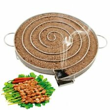 Cold Smoke Generator For BBQ Grill Wood Chip Smoking Box Wood Dust Hot And Cold