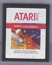 ATARI 2600 RealSports Volleyball vintage game Cart