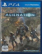 Alienation HK Chinese + English Subtitle Verison English Voice PS4 NEW