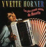 Yvette Horner - Plus Grands Succes Du Musette [New CD]