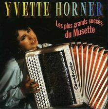 Yvette Horner - Plus Grands Succes Du Musette [New CD]