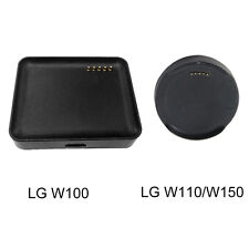 Charging Cradle Charger Dock Adapter For LG G Watch R W110/W150/W100 +USB Cable