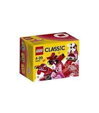 Lego Classic Scat.creativita' Rossa 10707