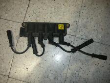 FIAT 500 - PUNTO EVO 1.4 8V - 2012 - BOBINE + ANTIPARASITE FPT 55208723