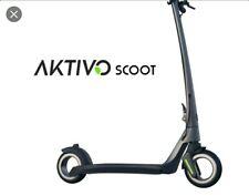 50% Off! Aktivo Scoot 1000 Watt Hubless Scooter Kickscooter New!