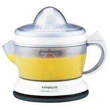 Kambrook Electric Automatical Fruit Juicer Mixer Maker Orange/Lemon/Lime KJ12