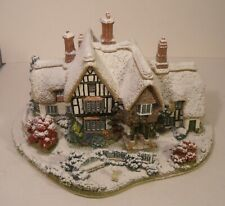 More details for lilliput lane  country living in winter boxed+certificate