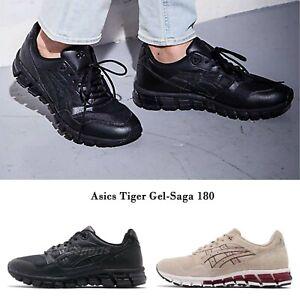 Asics Tiger Gelsaga 180 Mens Running Shoes Lifestyle Sneakers GEL Pick 1