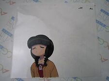 Da! Da! Da! UFO Baby Anime Original Production Cel Celluloid With Line Drawing E