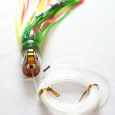1Pcs with the lead with hook octopus lure squid jigs big game bait 20cm 96g