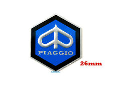 F3-22203219 ADESIVO NORME RODAGGIO BLU 2/% Vespa 180 200 Rally