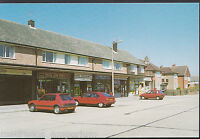 Sussex Postcard - The Shopping Parade, Alinora Crescent, Goring By Sea  J578