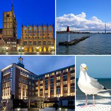 Stralsund Ostsee 4★ Hotel Baltic 3 - 5 Tage mit Abendmenü Kurzurlaub 2 Personen