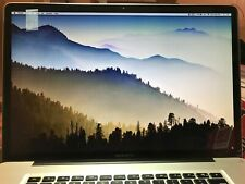 "MacBook Pro 17"" A1297 2011 Complete LCD Screen Display Assembly Glossy 30 DAYWTY"