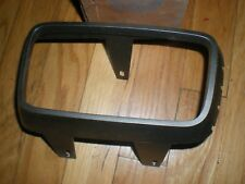 NOS 1970 FORD MUSTANG PARKING LAMP BEZEL RH