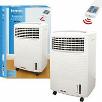 Portable Air Cooler Conditioning Unit Humidifier Timer Function Remote Control