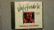 HENDRIX JIMI - EXPERIENCE  (ORIGINAL SOUNDTRACK) CD