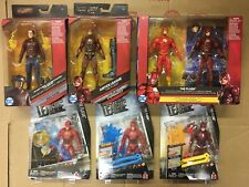 DC Flash Lot Wally West Barry Allen DC Multiverse King Shark Justice League 52