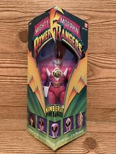 Mighty Morphin Power Rangers Kimberly Pink Ranger 1993 New
